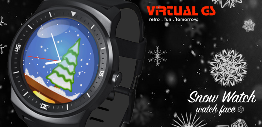Watch Face Snow1024x500